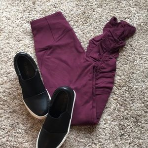 Lululemon Ruched Leggings